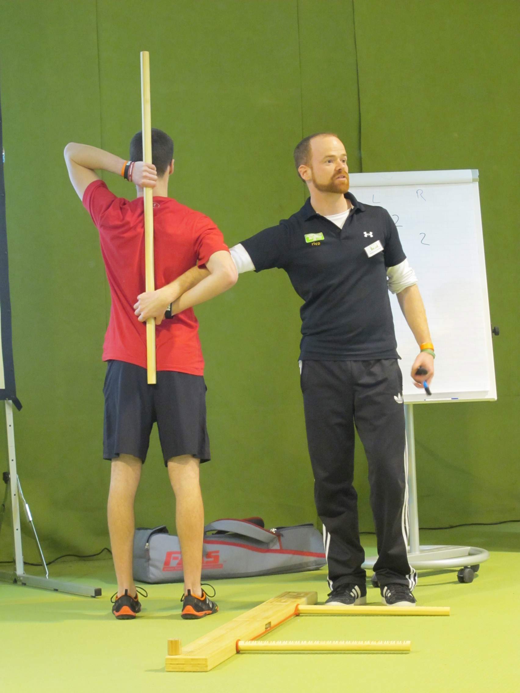 Functional Movement Screen – Perform Better Europe
