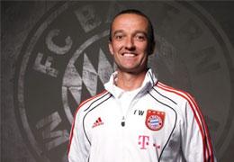 Bayern München Athletik Trainer Wilhelmi