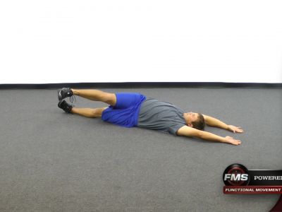 Die Bedeutung primitiver Bewegungsmuster - Rolling Lower Body