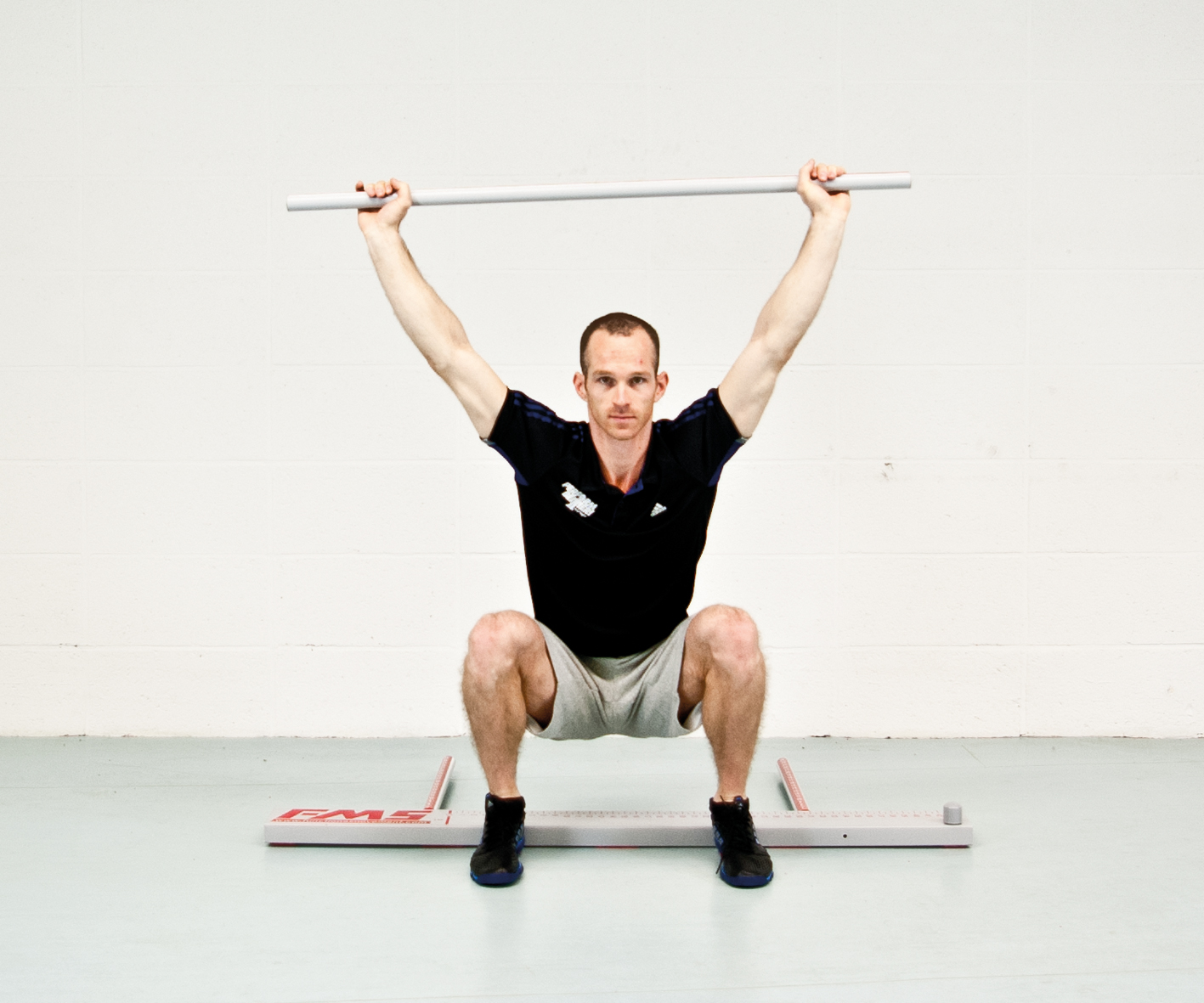 Functional Movement Screen Übung: Deep Squat