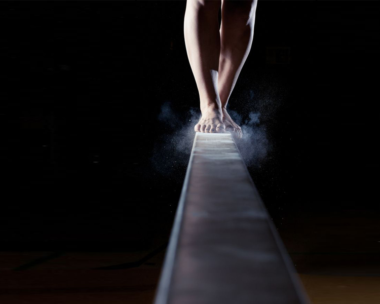 Besseres Gleichgewicht mit Hilfe neuer Übungsreihen