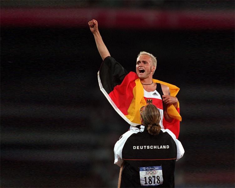 An alle Läufer unter euch. Stephan Müller und ...