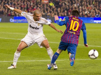 Agilität Messi und Pepe - Natursports by shutterstock.com, Functional Training Magazin, Functional Training