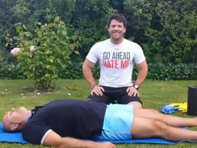 Mobilisierung der Hüfte zum Wohl der Lendenwirbelsäule und des Rückens,Functional Training Magazin, Functional Training