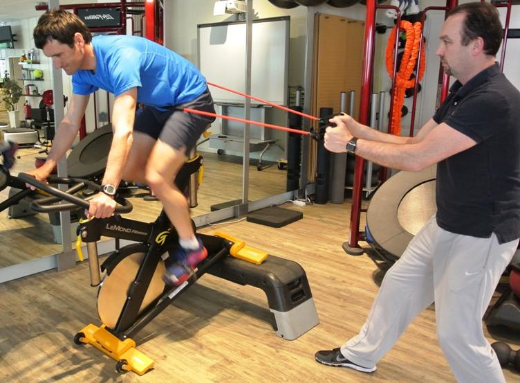 Funktionelles Training für Radsportler
