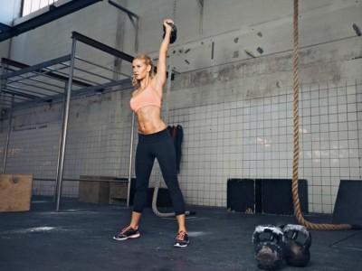 Klassisches Stoßen und Reißen mit Kettlebells, Functional Training Magazin, Functional Training