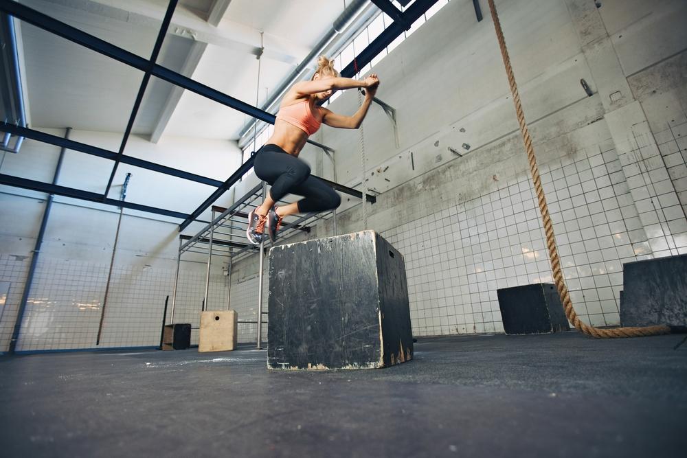 Metabolic Training - Übung