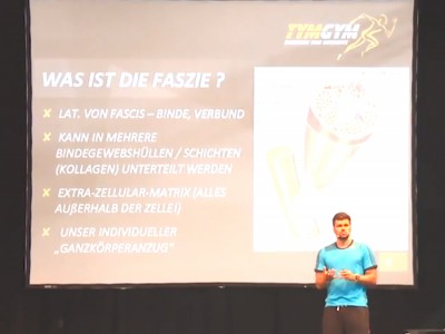 Die Bedeutung des myofaszialen Systems,Functional Training Magazin, Functional Training