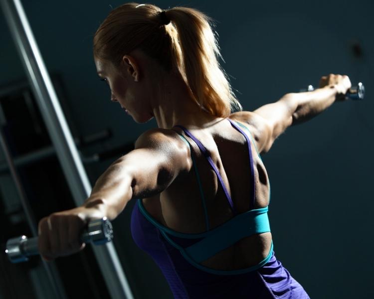 Drei Mythen bei Schulterübungen