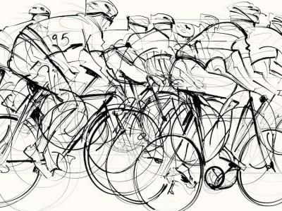 Ausgleichstraining für Radsportler mit dem Miniband, Functional Training Magazin, Functional Training