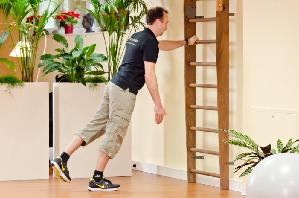 Functional Training für Handballer - Wand Einsteiger