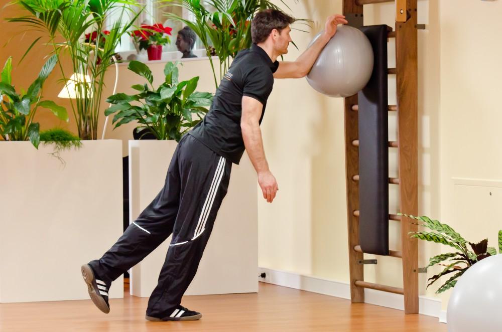 Functional Training für Handballer - Wand Fortgeschrittene