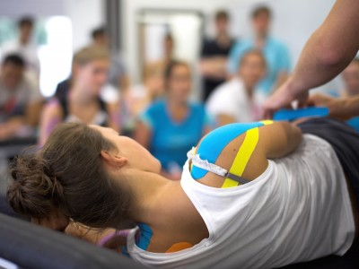Fasziendiagnositk und myofasziales Taping,Functional Training Magazin, Functional Training