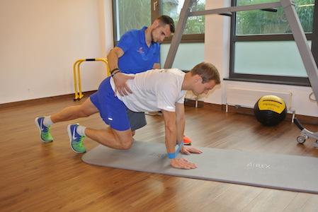 Functional Training Leichtathleten Bild 1