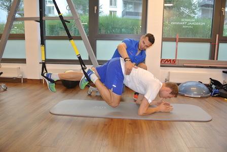 Functional Training Leichtathleten Bild 12