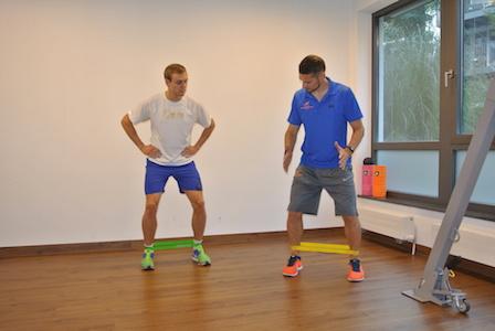 Functional Training Leichtathleten Bild 3