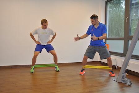 Functional Training Leichtathleten Bild 4