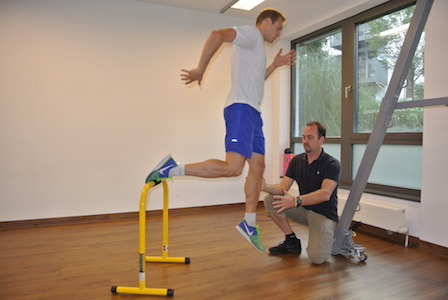 Functional Training Leichtathleten Bild 6
