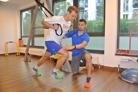 Functional Training Leichtathleten Bild 8