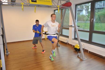 Functional Training Leichtathleten Bild 9