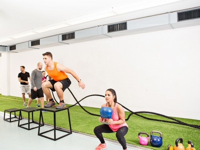Zirkeltraining,Functional Training Magazin, Functional Training