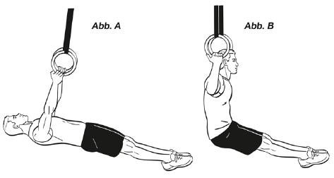 Hinge Rows, Functional Training, Functional Training Magazin, Ringe