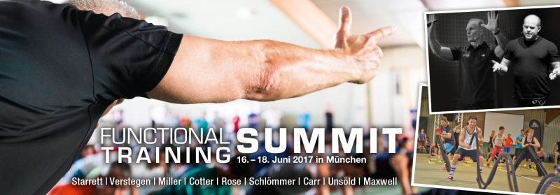 FT Summit, Functional Training Summit