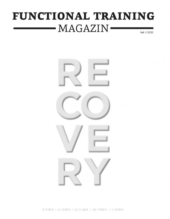 Recovery - Ausgabe 01/2020